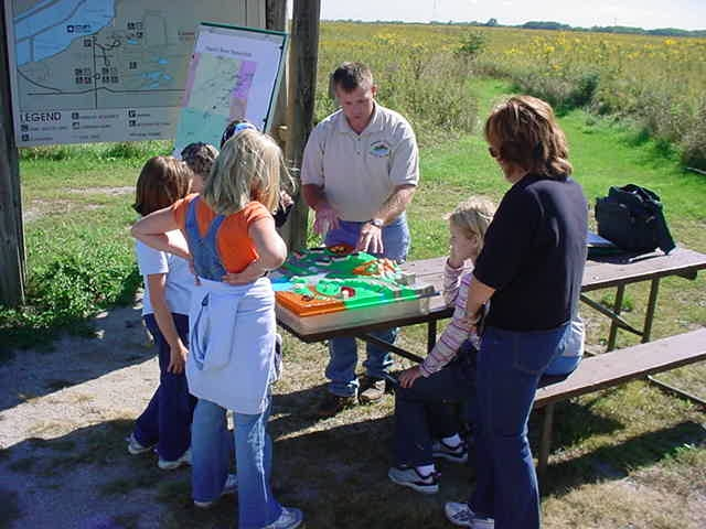 Recommended Links Goose Lake Prairie rec...