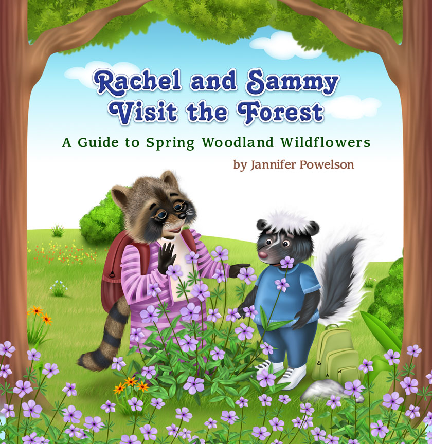 Rachel and Sammy Visit the Forest Book Cover